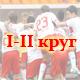 Российская Премьер-Лига, I-II круг