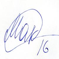 автограф Макеева