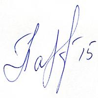 автограф Паршивлюка