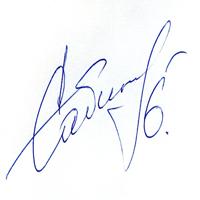автограф Сабитова