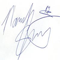 автограф Сухи