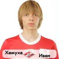 ХОМУХА Иван